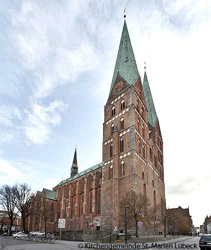St Martin Kirche Lübeck